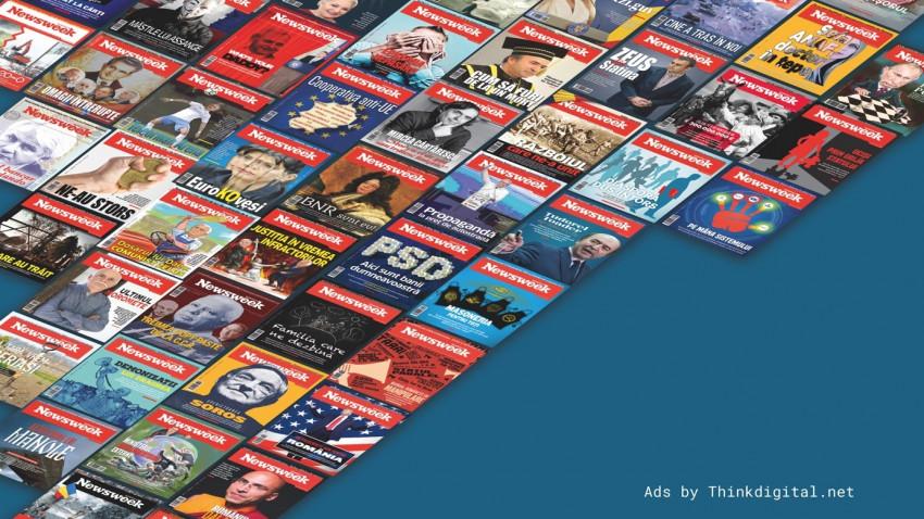 Site-ul Newsweek.ro al prestigiosului brand global Newsweek se alătură rețelei Thinkdigital din România