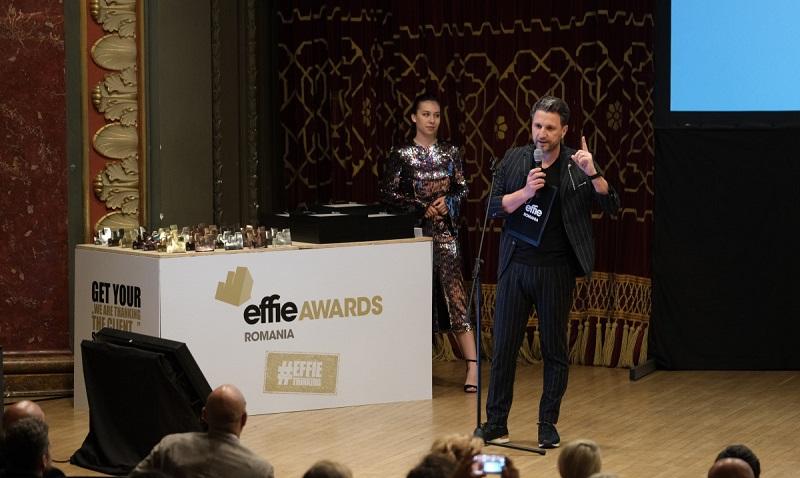 31 de trofee acordate în cadrul Galei de Premiere Effie 2019, care onorează cele mai importante realizări din industria de advertising