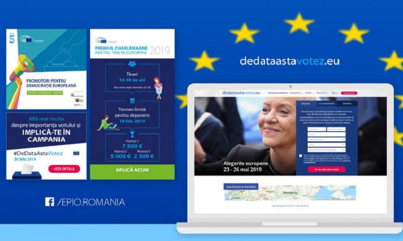 Thinkdigital a câștigat selecția pentru elaborarea și implementarea strategiei social media a Parlamentului European