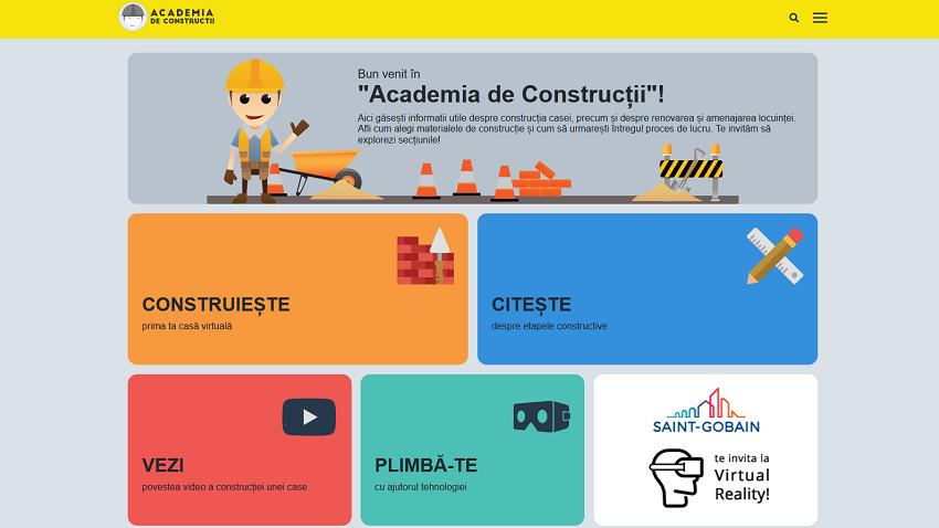 Academiadeconstrucții.ro, site-ul care duce construcția de case la nivelul următor, s-a alăturat rețelei Thinkdigital