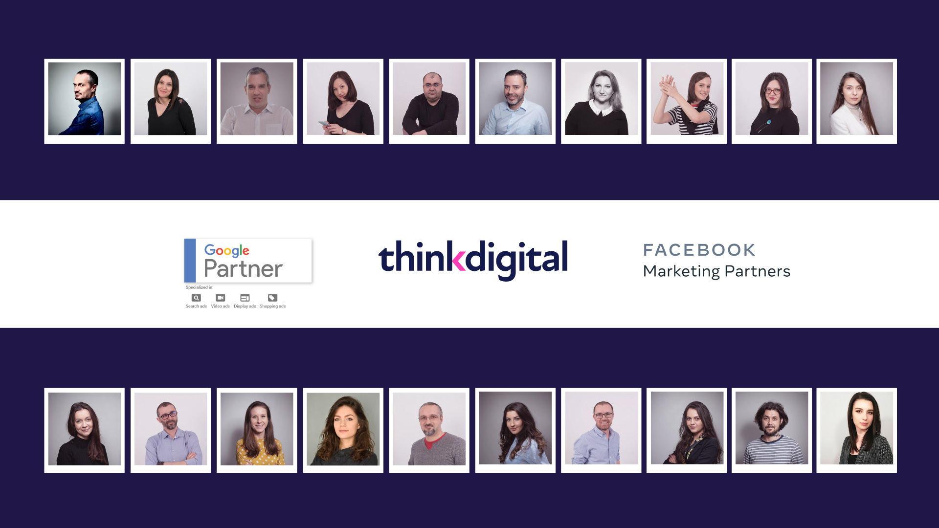 Thinkdigital a devenit Google Partner și Marketing Partner Facebook