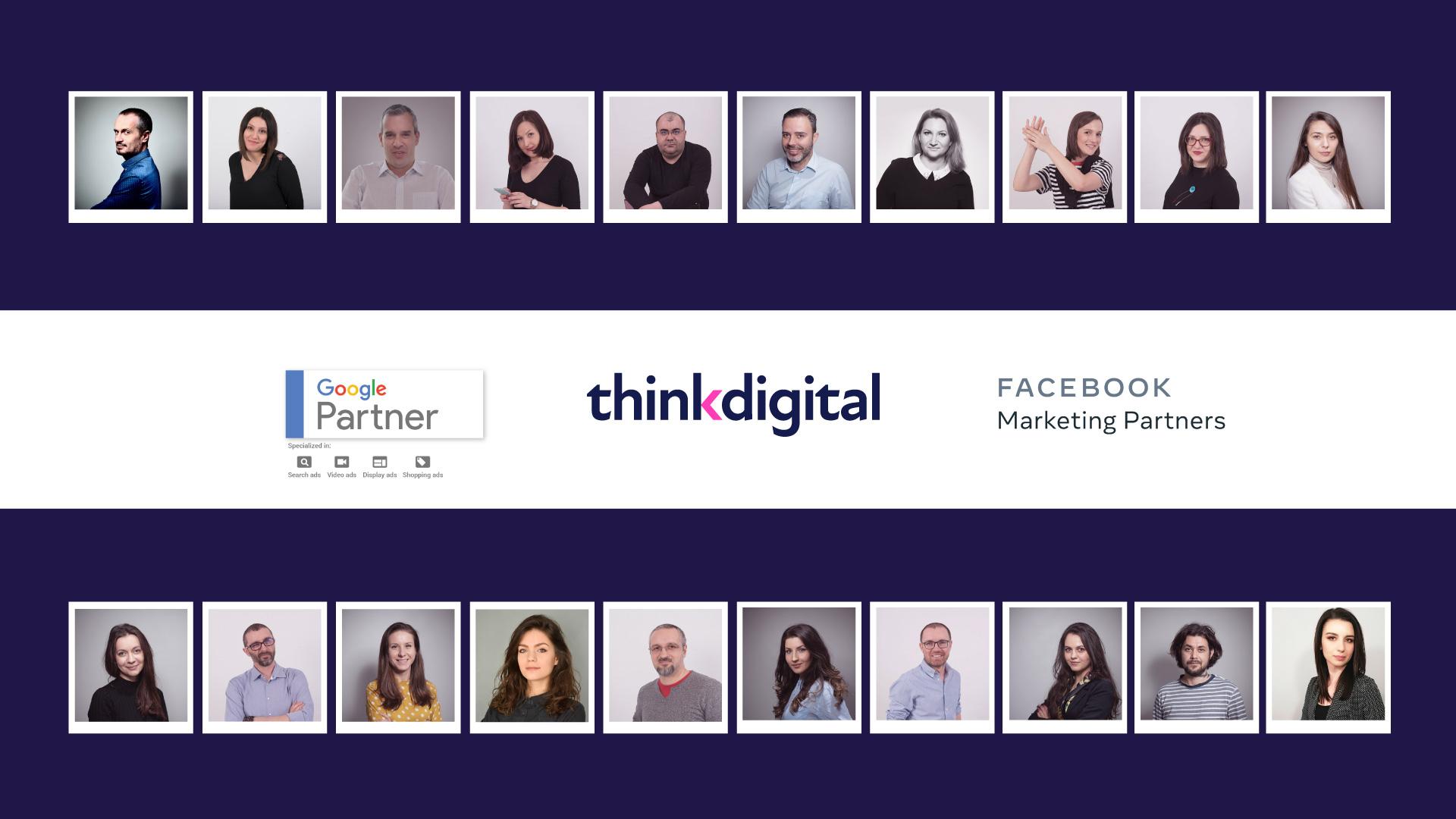 Thinkdigital is now Google Partner and Facebook Marketing Partner. What's next?