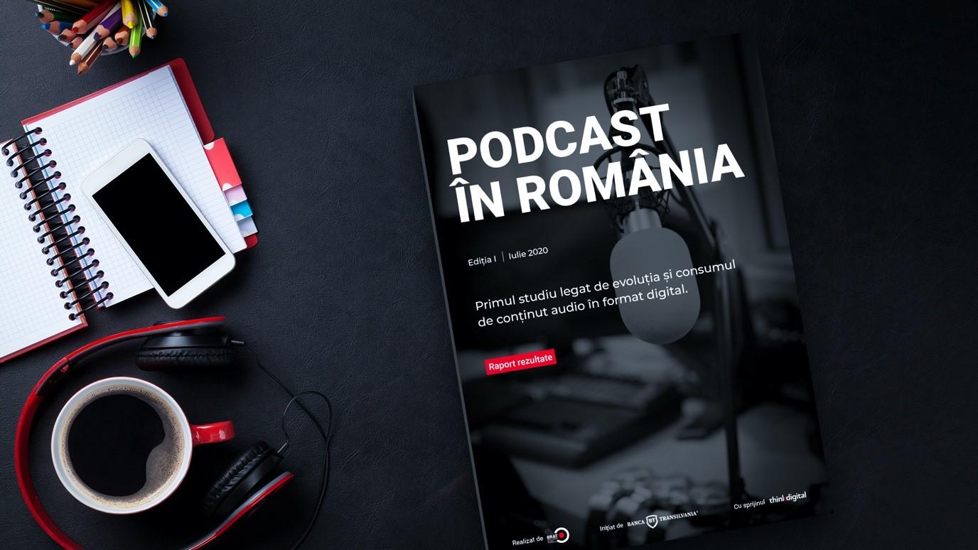 BRAT a finalizat primul studiu legat de consumul de conținut audio în format digital în România