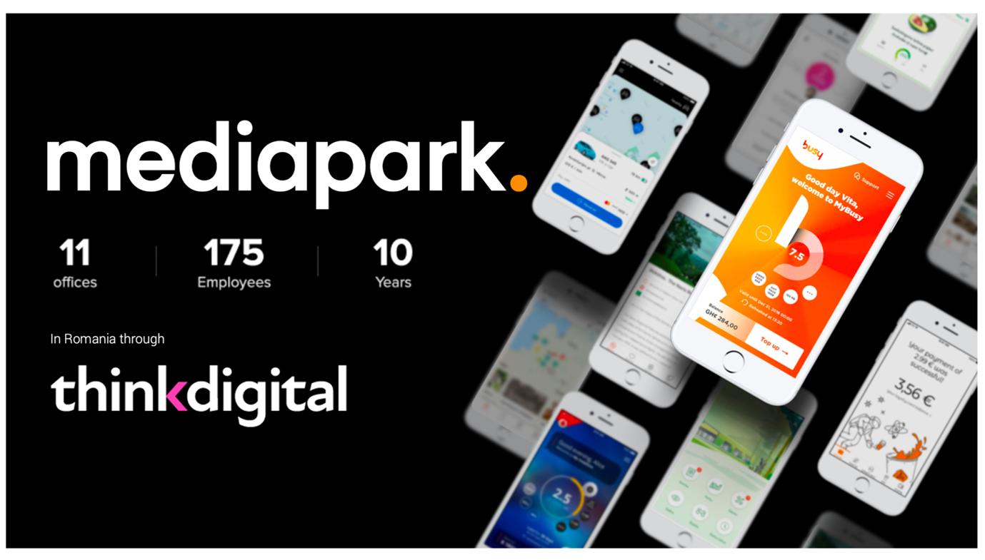 Thinkdigital și Mediapark anunță un parteneriat strategic pentru România